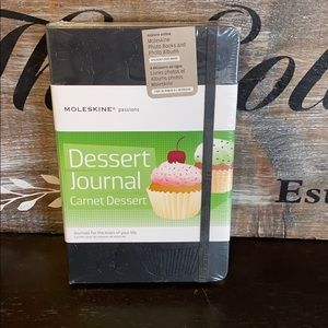 Moleskine Passions Journal- Desserts